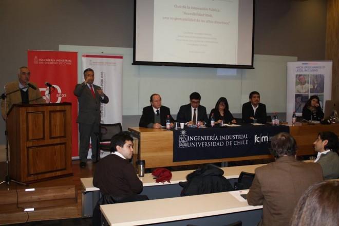 En la reunión se discutió la importancia de priorizar la accesibilidad en los medios digitales