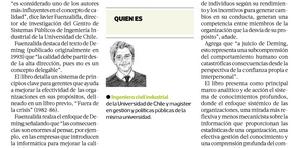libro Javier Fuenzalida