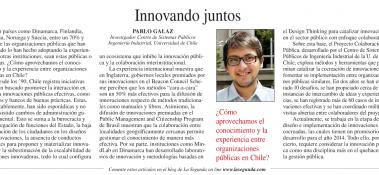 columna Pablo Galaz La Segunda
