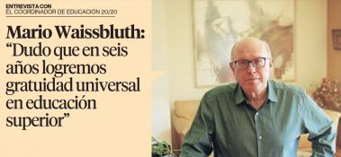 Mario Waissbluth - entrevista Pulso