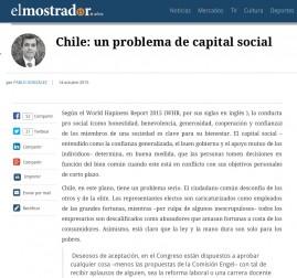 columna Pablo Gonzalez - El Mostrador