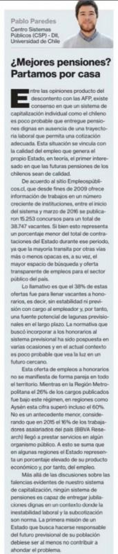 columna Pablo Paredes