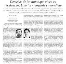columna Gonzalez y Cillero, El Mercurio